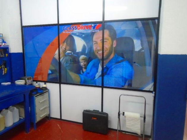 oficina Glassdrive Getafe