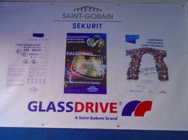 Glassdrive Getafe es una empresa del grupo Saint-Gobain
