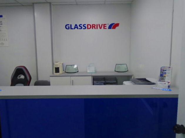 nueva imagen de la oficina Glassdrive Getafe