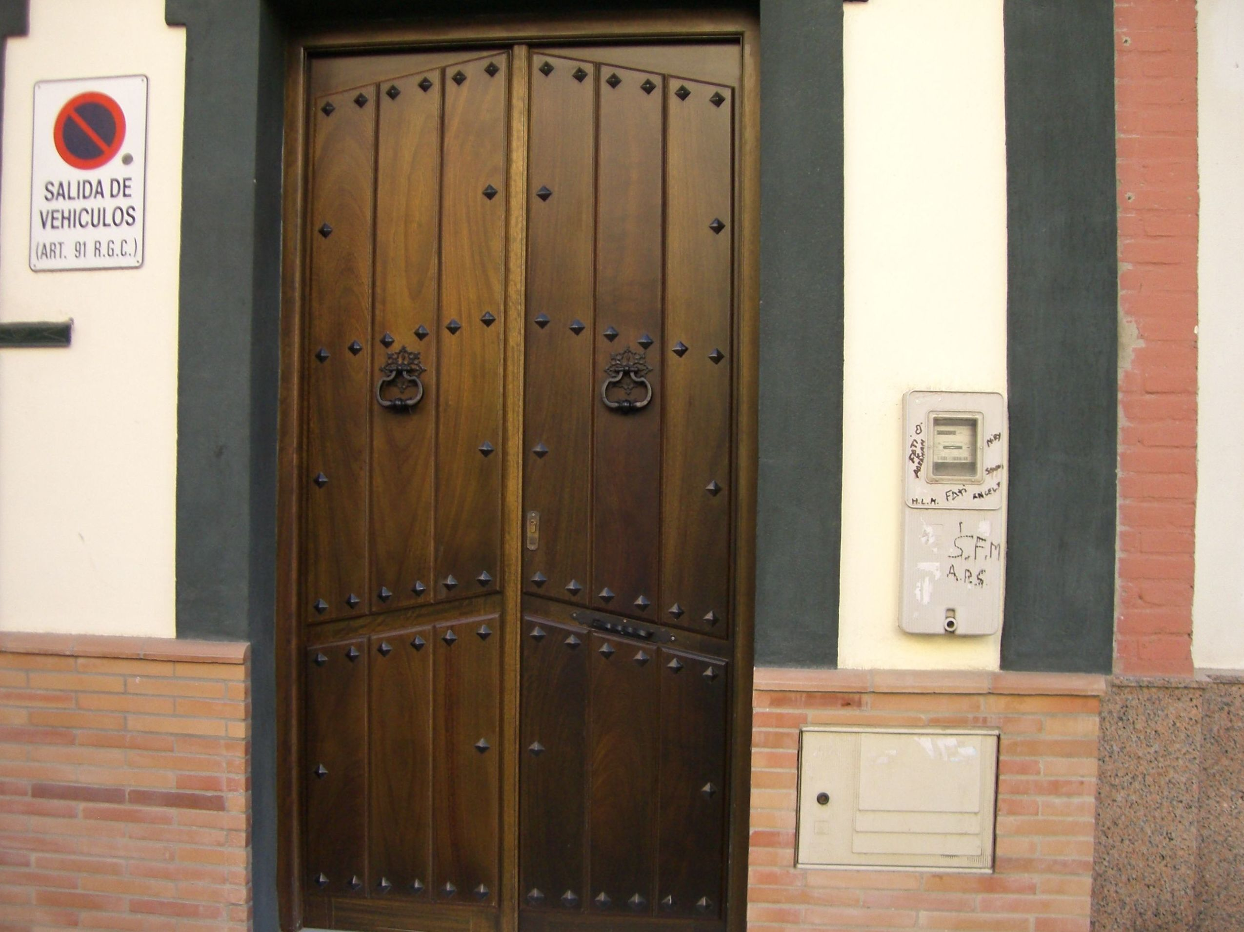 Foto 31 de Carpintería en Alcalá de Guadaíra | CARPINTERÍA Y EBANISTERÍA ARCAMADE