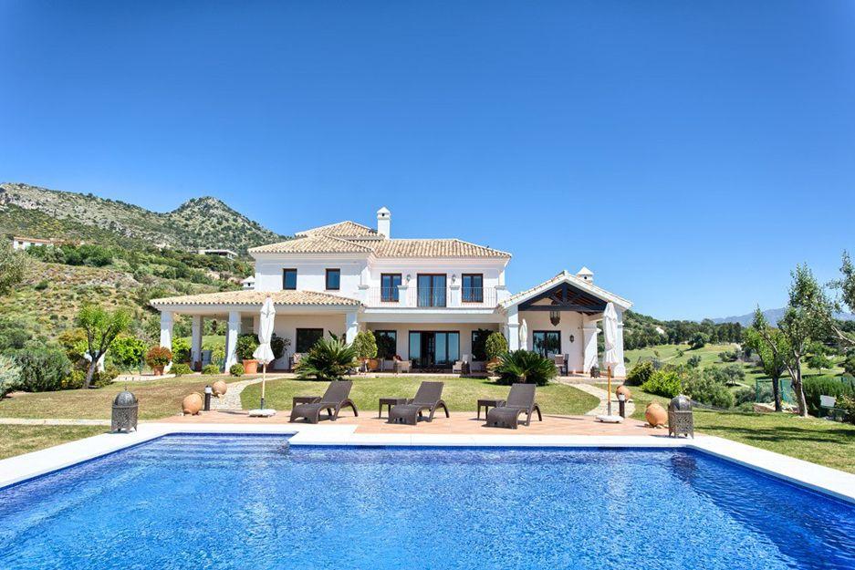 Casas de lujo en Marbella