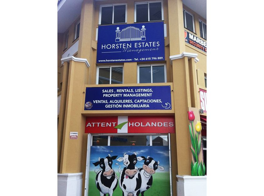 Horsten Estates Management en Marbella