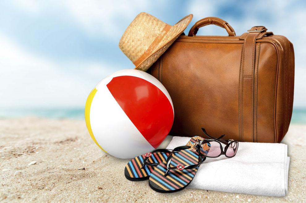 Tienda de artículos de playa
