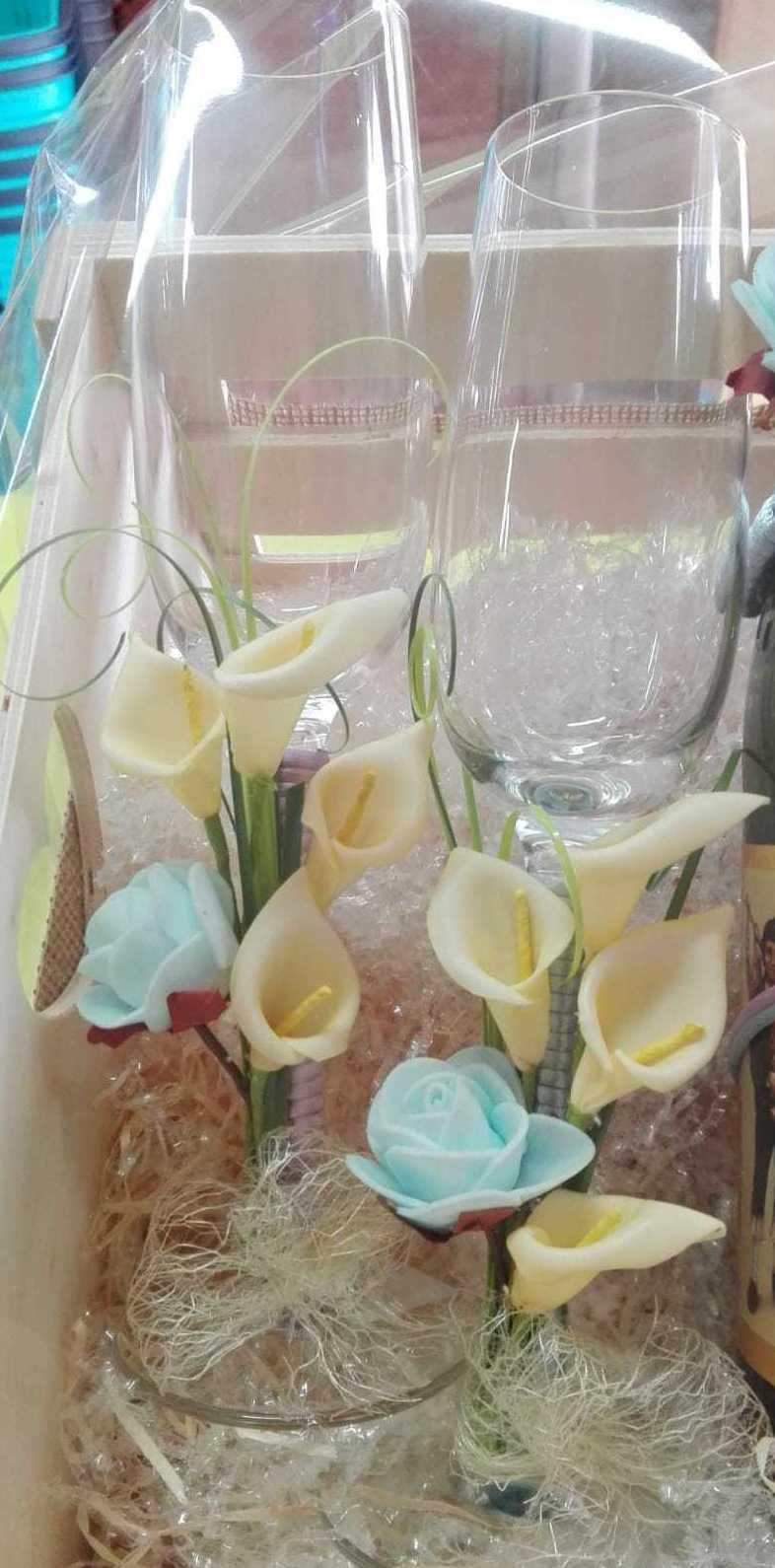Copas de novios para boda