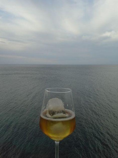Restaurante con impresionantes vistas al mar en Les Rotes, Denia