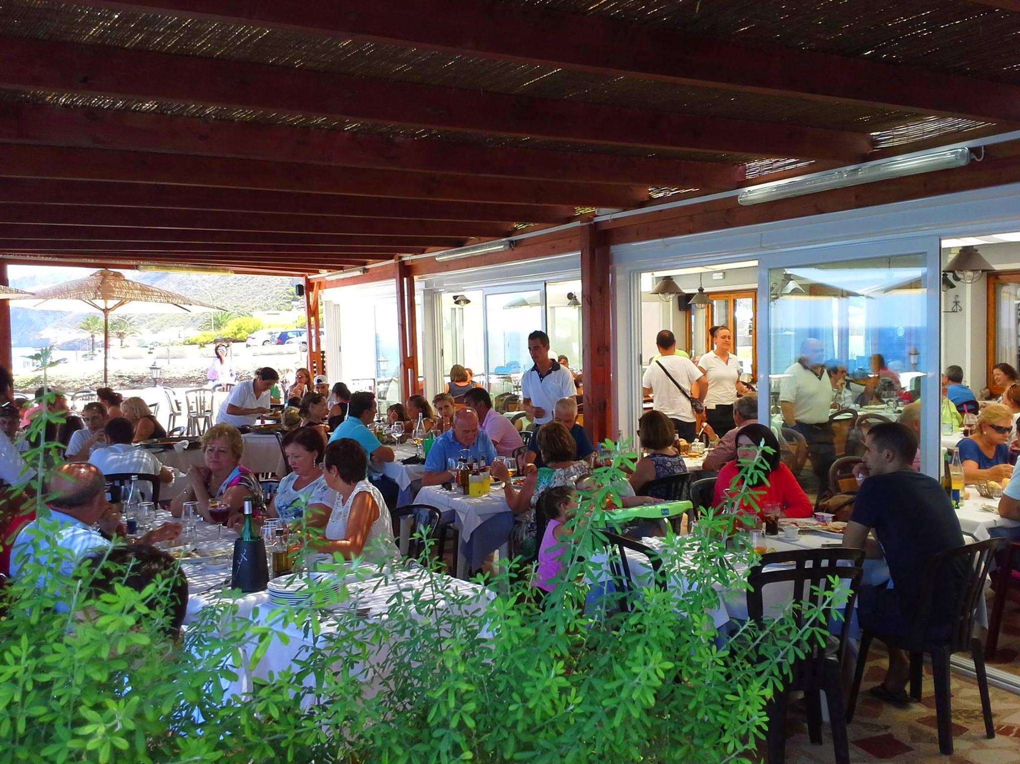 Carta Restaurante Mena (inglés)