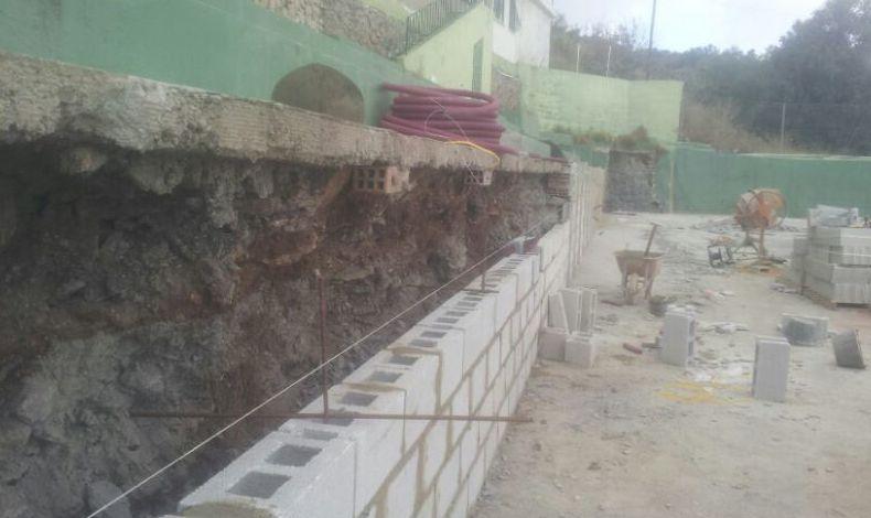 Trabajos de construcción en Málaga