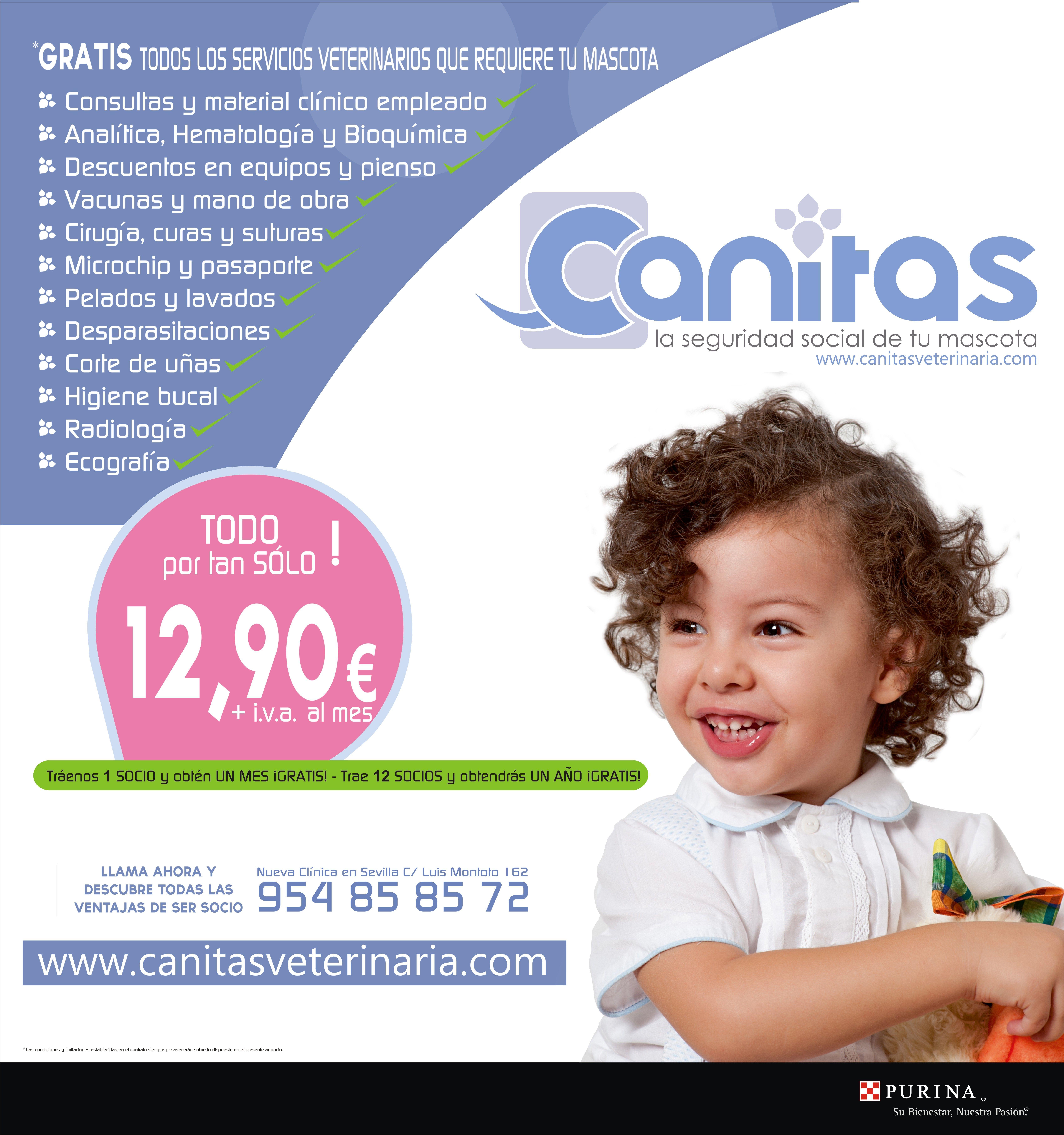Foto 1 de Veterinarios en  | Canitas