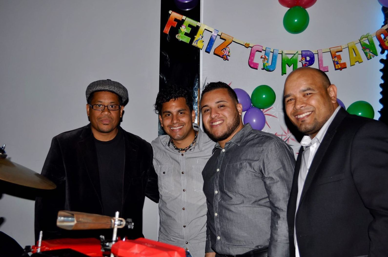 Lo mejor de la rumba colombiana en directo en Magangue (Aluche)