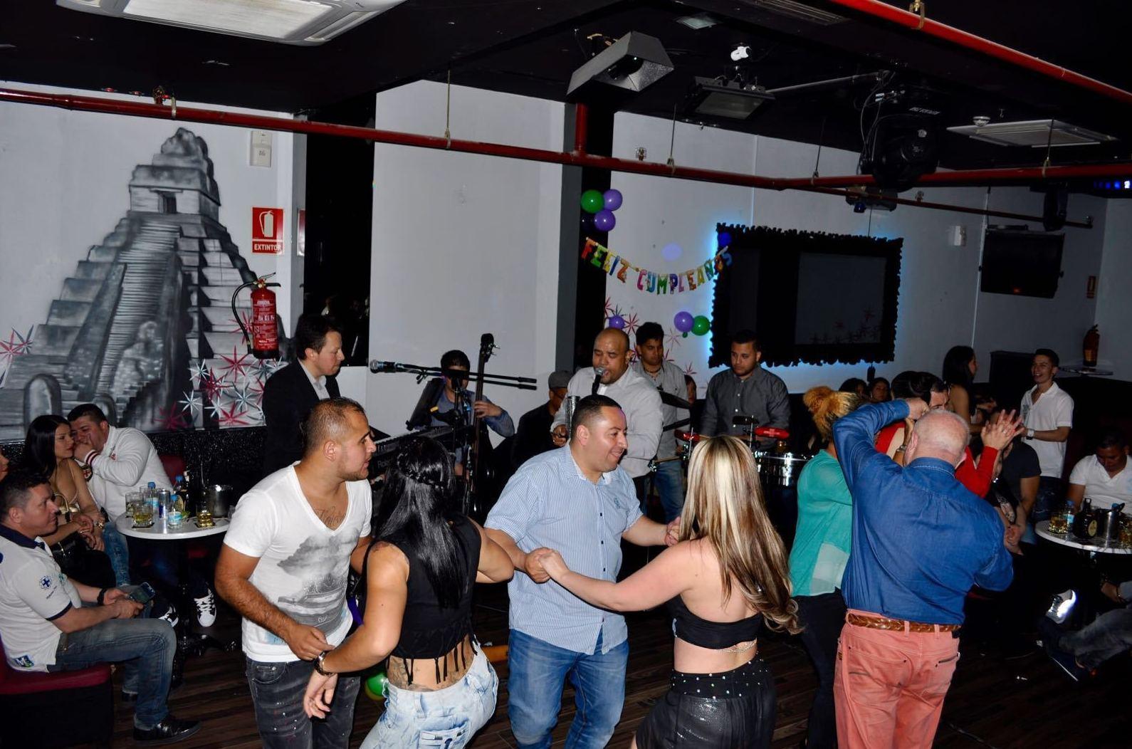 Discoteca latina con el mejor ambiente de Madrid