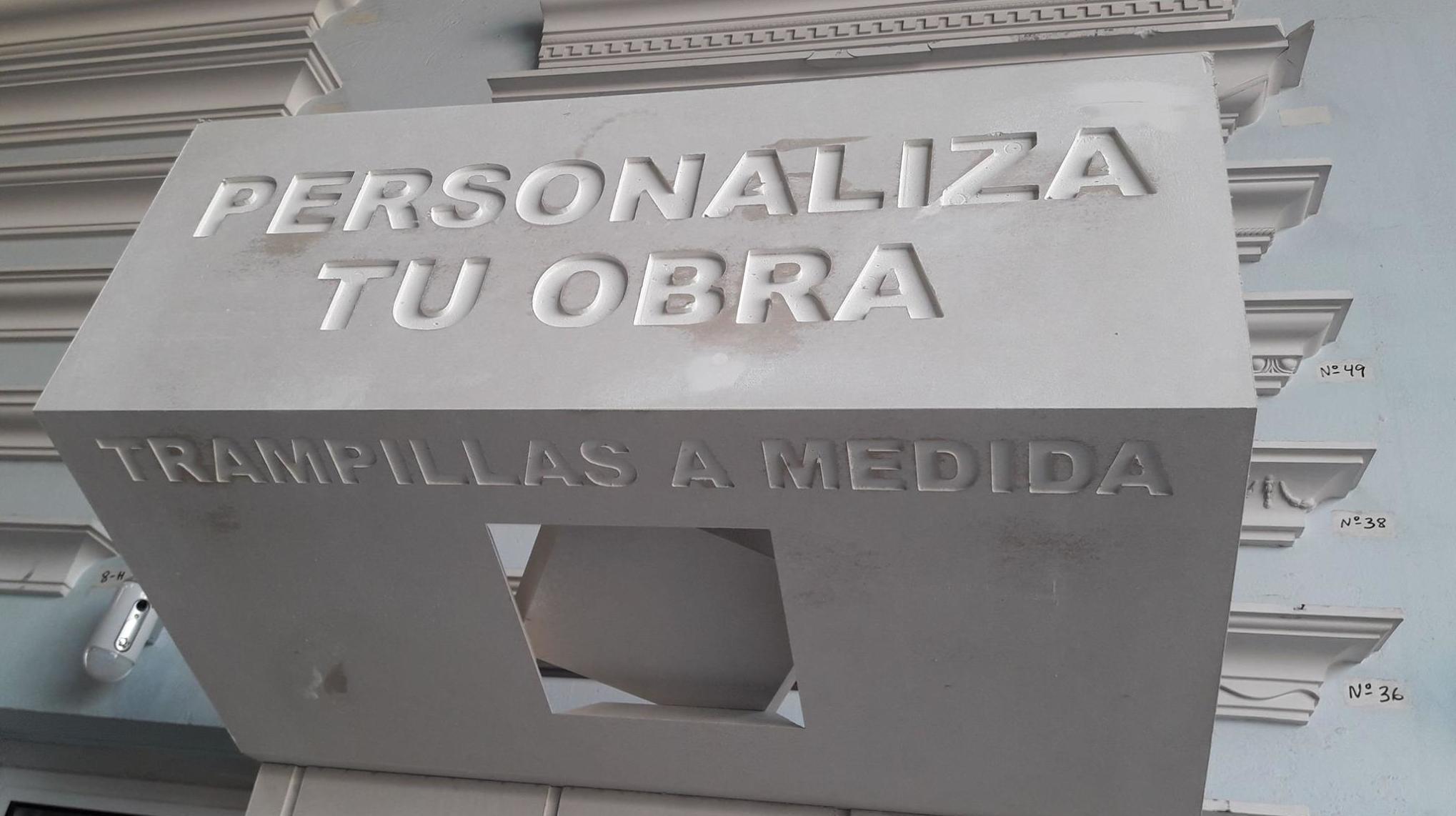 Oquendo y Zapata, personaliza tu obra