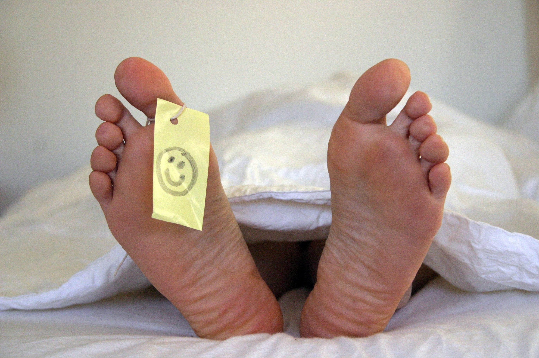 cuidado y tratamiento de sus pies