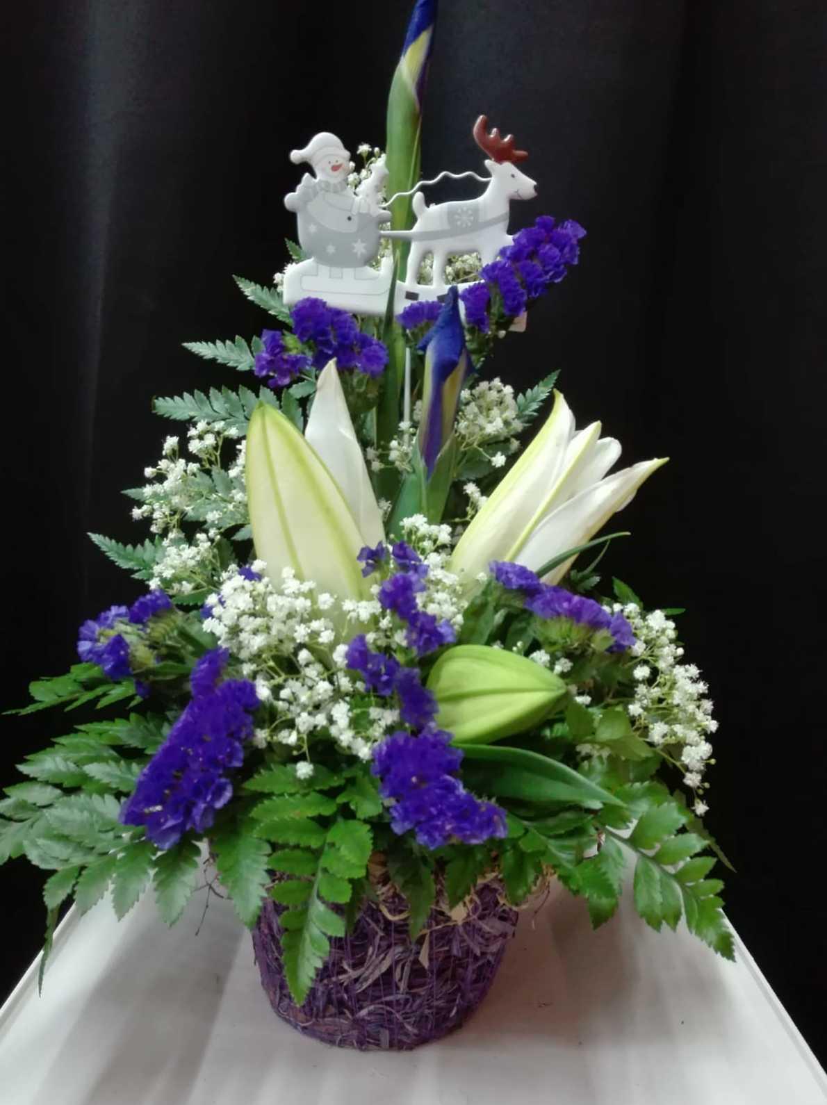 Flores a domicilio en Sestao