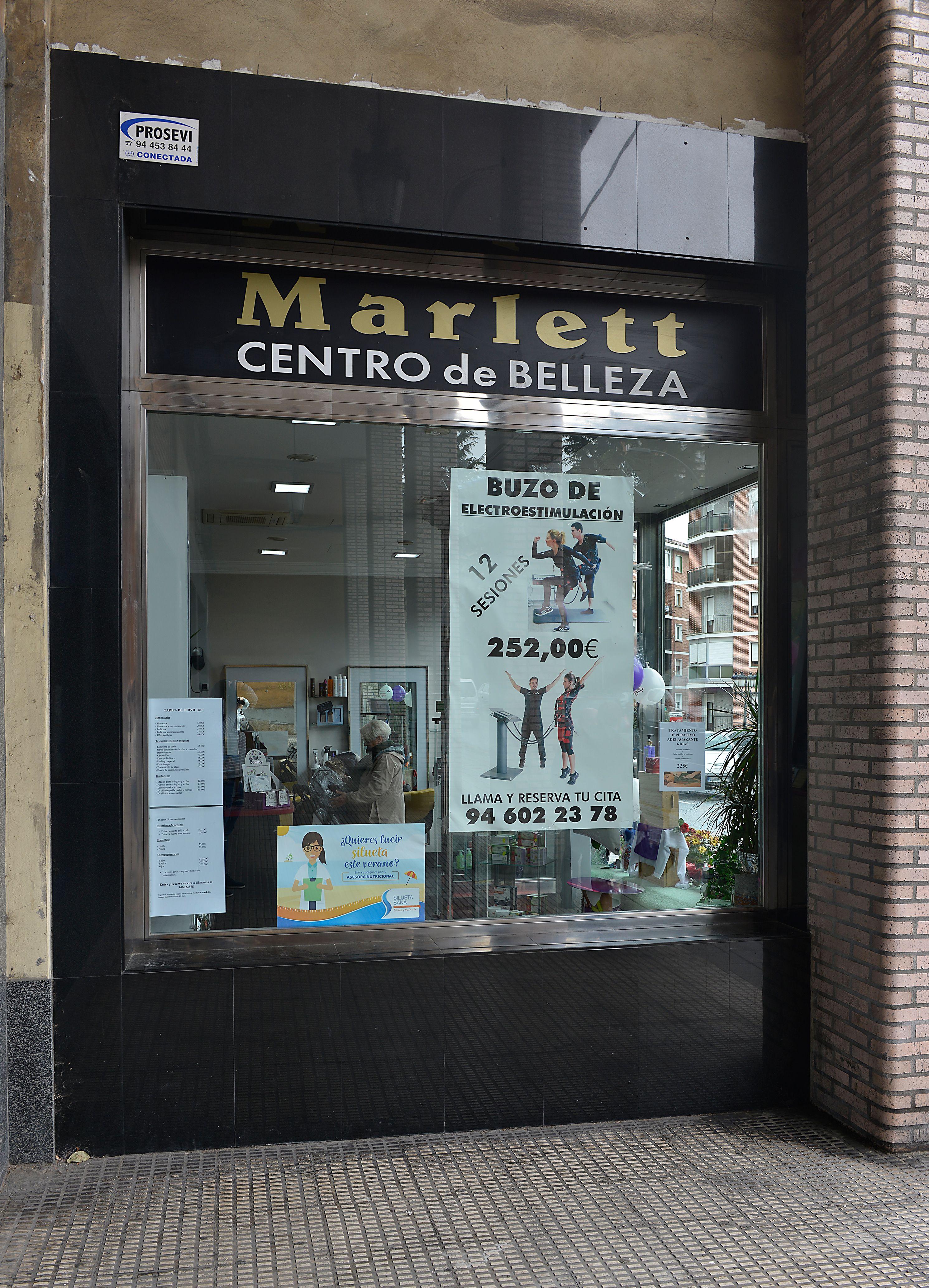 Centro de belleza en Santurtzi