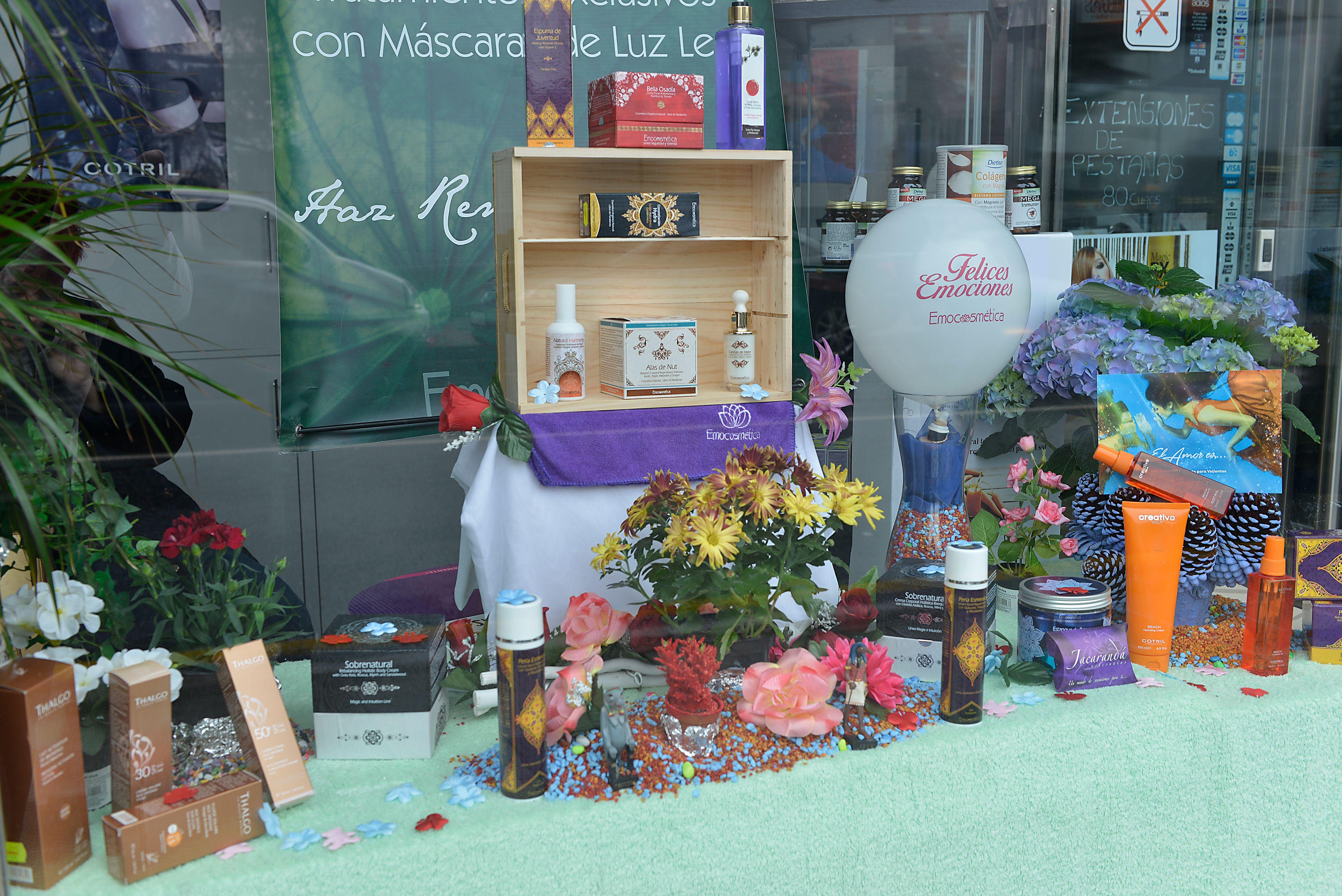Productos de belleza en Santurtzi