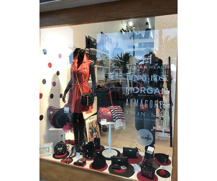 Tienda de ropa de primeras marcas en Alcudia