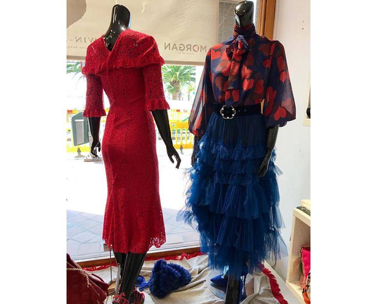 Vestidos en Alcudia