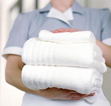 Lavandería para hoteles