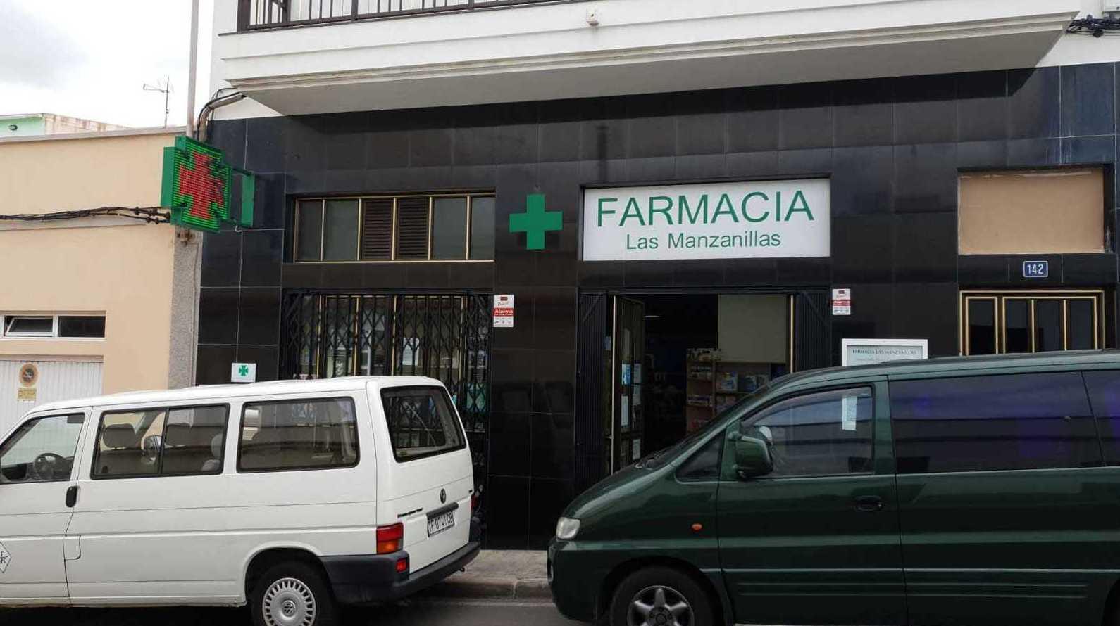 Farmacia en Puertito de los Silos