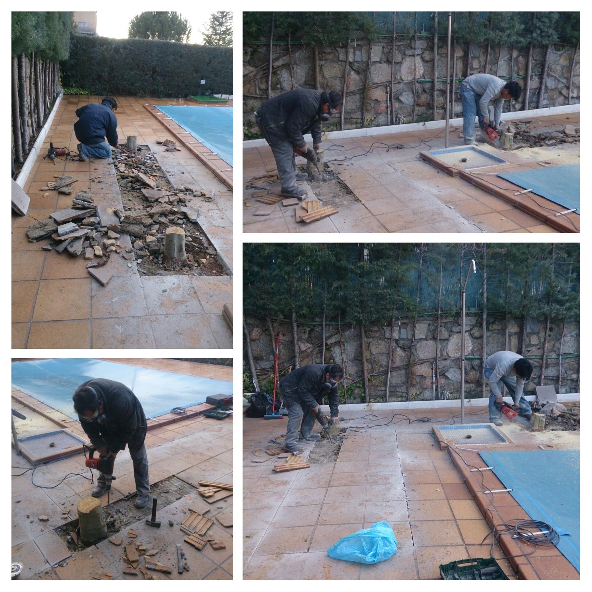 obras Madrid