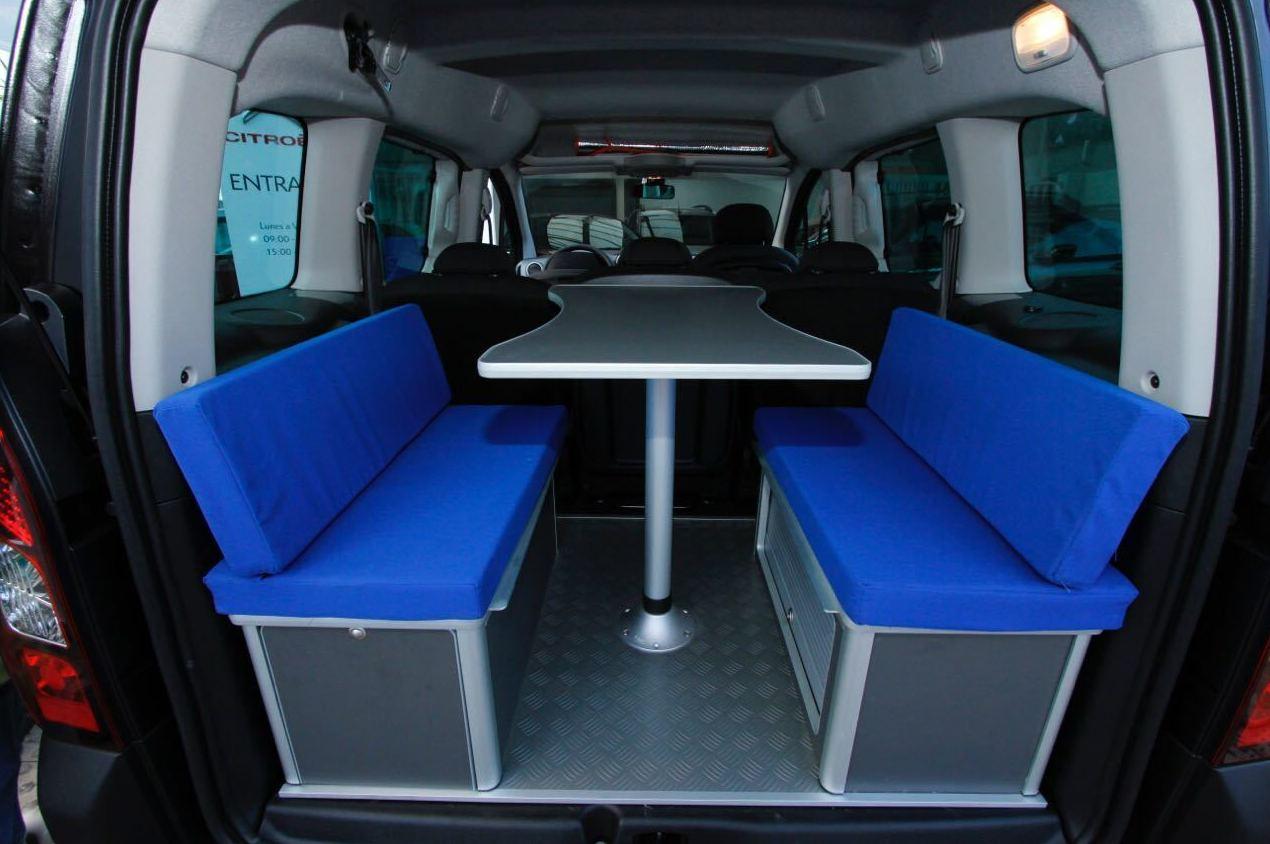 Foto 19 de Empresa dedicada a la camperización de furgonetas en València | CamperValencia