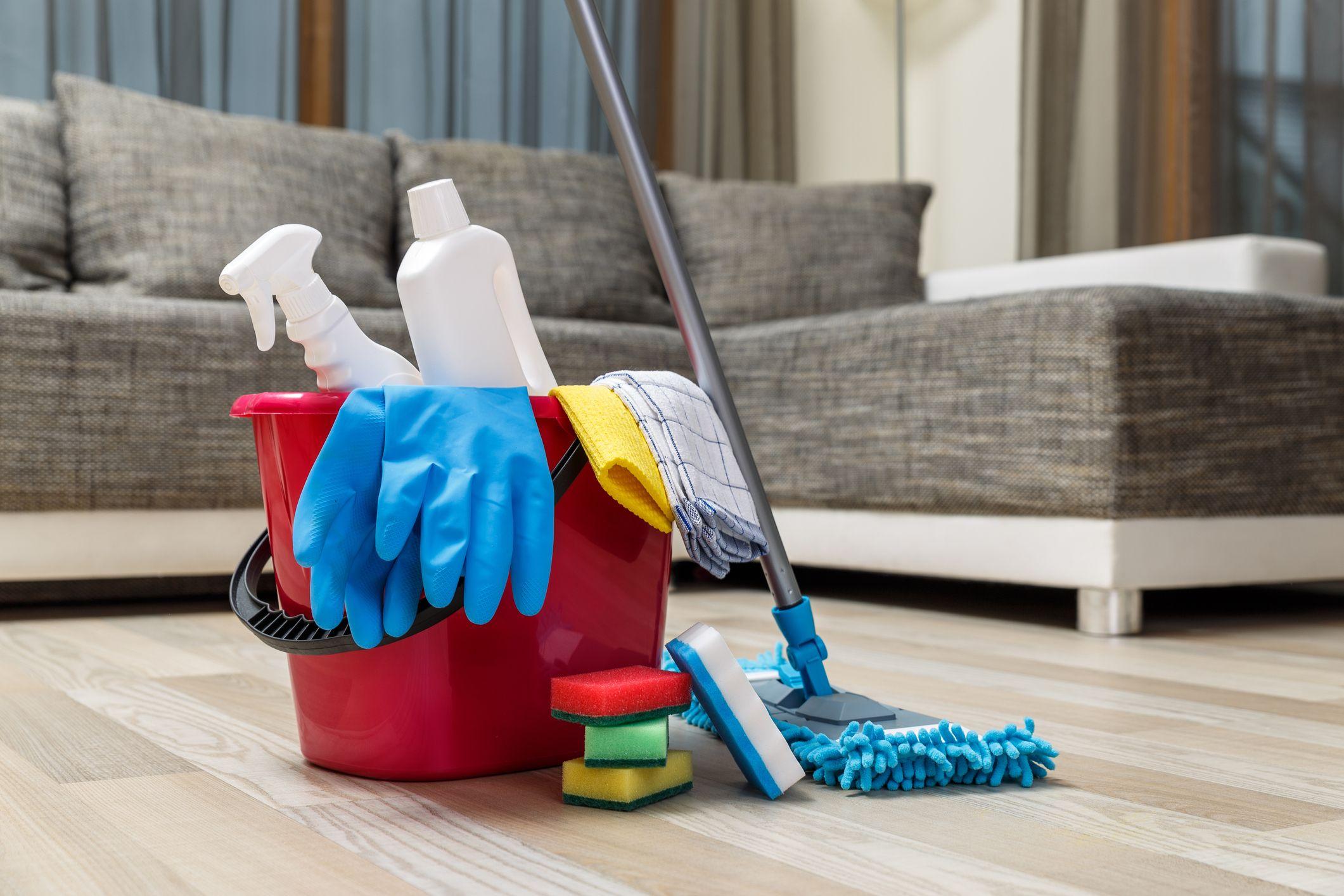 Limpieza para casas particulares