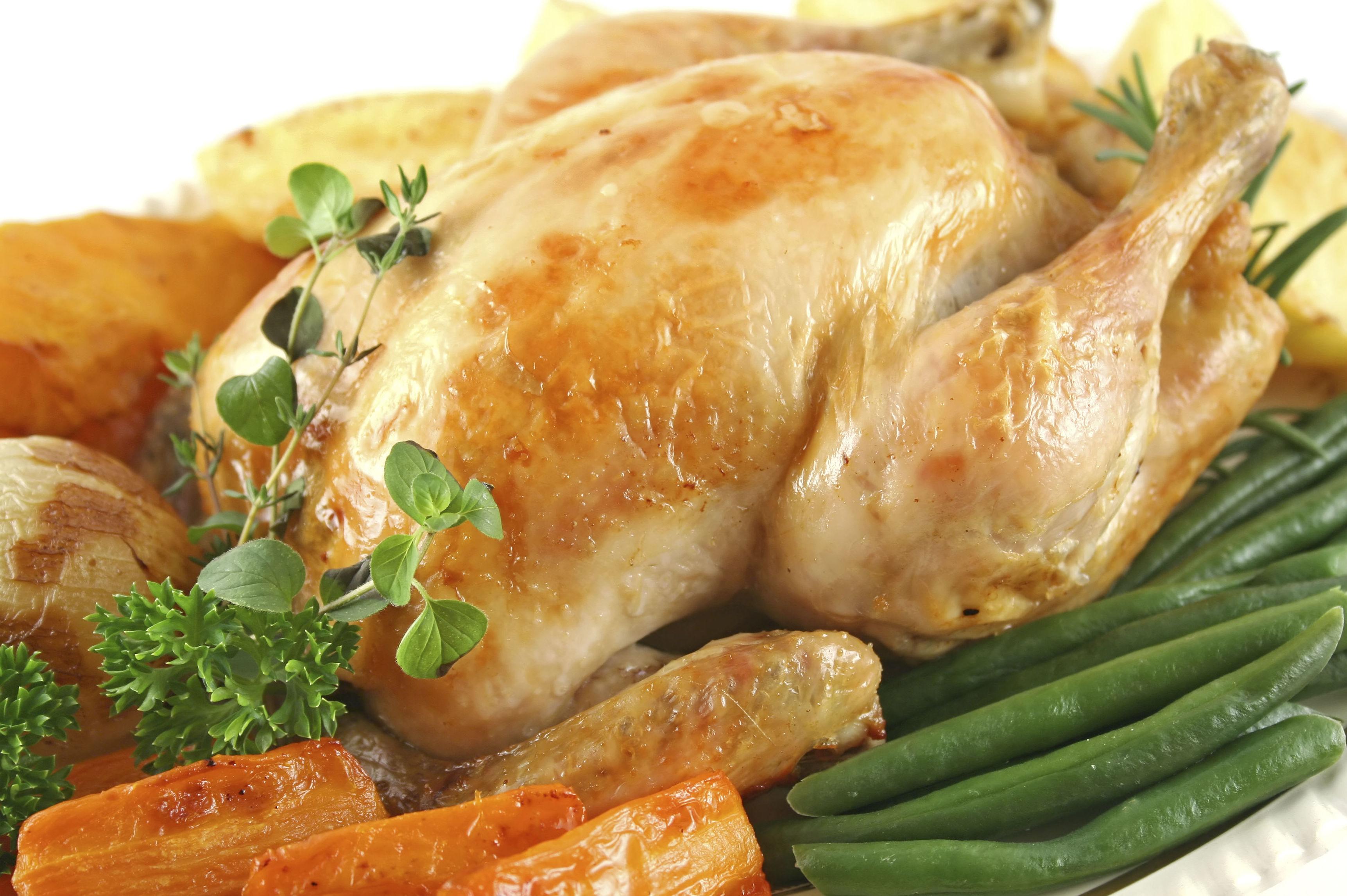 Pollos asados para llevar en Santiago de Compostela