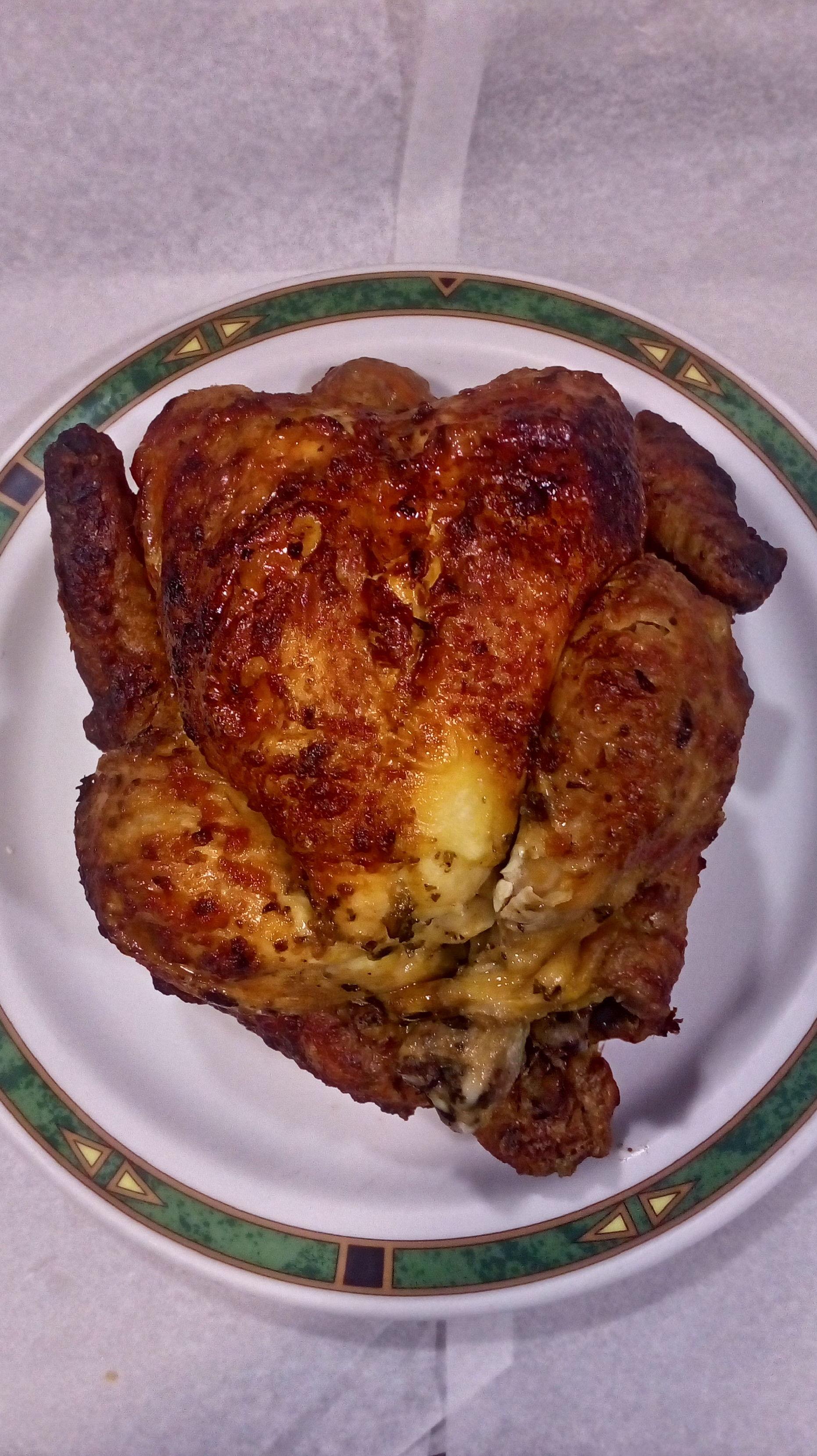 Pollos asados: Menú de O Rei Do Bocadillo