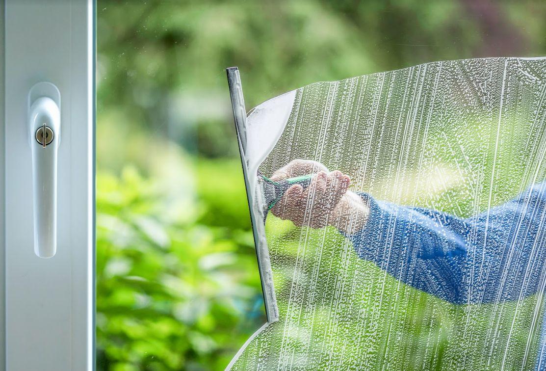 Cristales: Limpiezas y mantenimientos de Integrales Ecolimpza