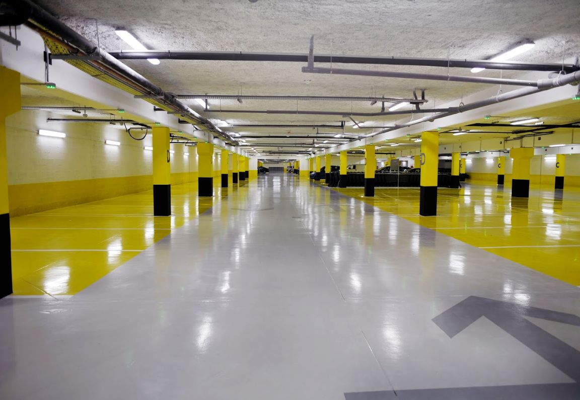 Garajes: Limpiezas y mantenimientos de Integrales Ecolimpza