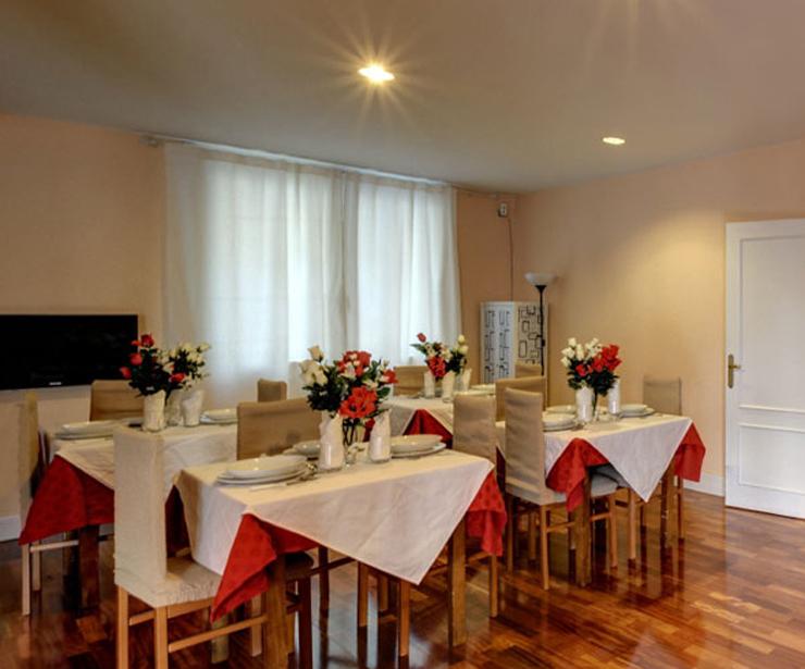 Comida casera, Residencia de ALAMEDA REKALDE