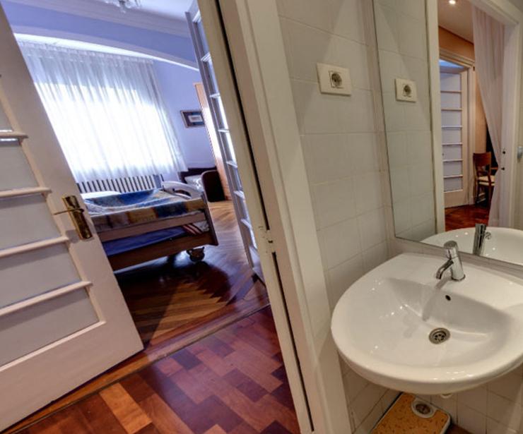 Residencia de ancianos en el corazón de Bilbao, Residencia de ALAMEDA REKALDE