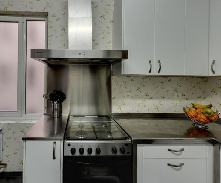 Residencia de ancianos con cocina casera, Residencia El Urquijo