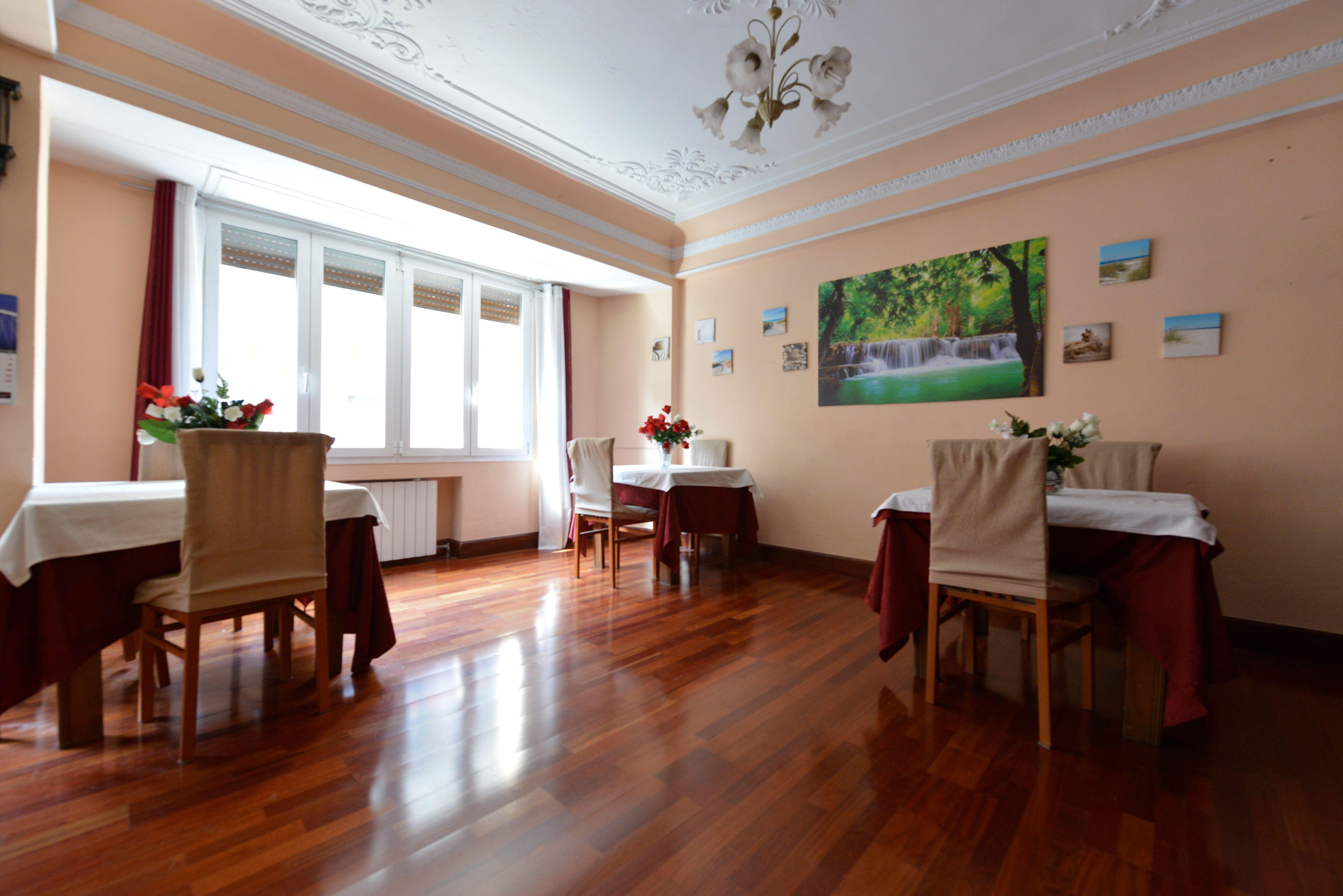 En Residencia Garai apostamos por el ambiente familiar y agradable