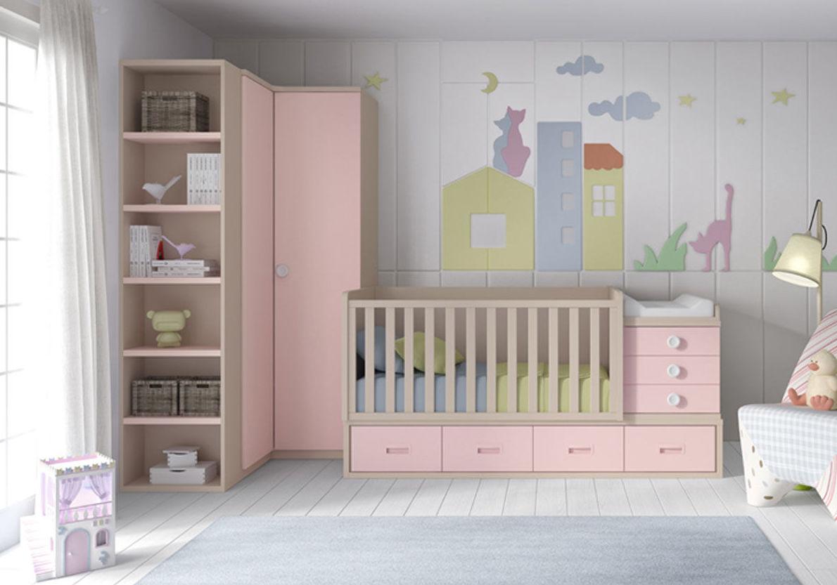 dormitorios infantiles: Muebles y decoración de Capitoné Mobles