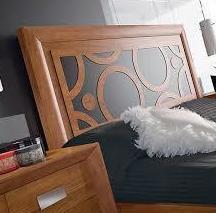 Dormitorios matrimonio colonial: Muebles y decoración de Capitoné Mobles