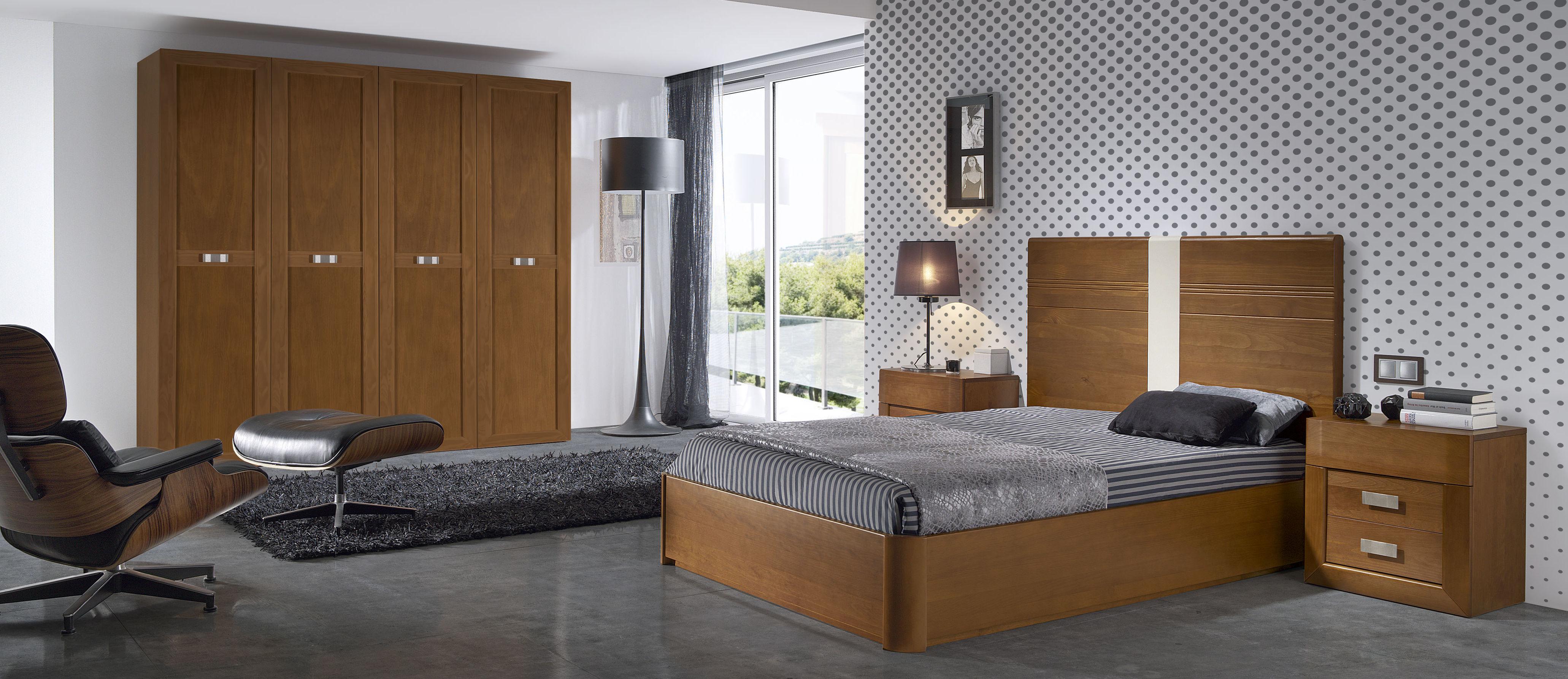 dormitorio matrimonio clasico : Muebles y decoración de Capitoné Mobles