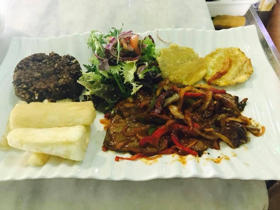 Cocina latina en Benidorm