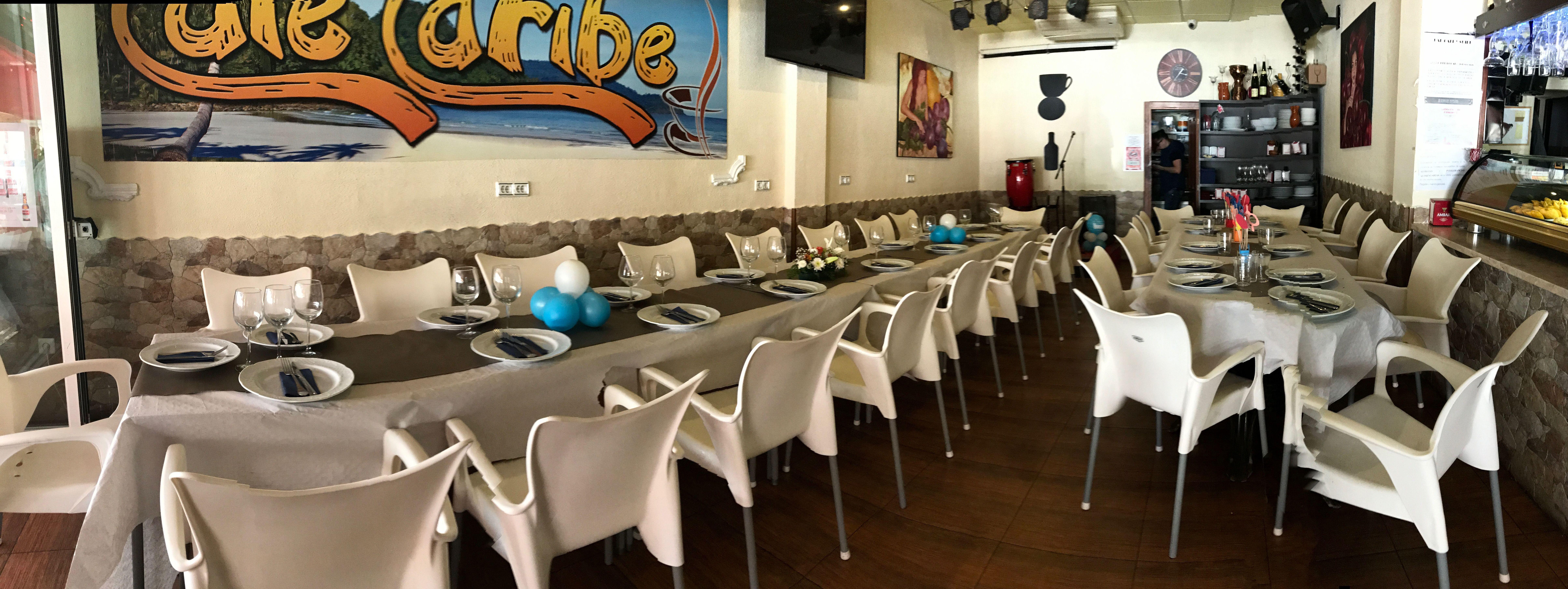Foto 28 de Café restaurante en Benidorm | Café Caribe Benidorm