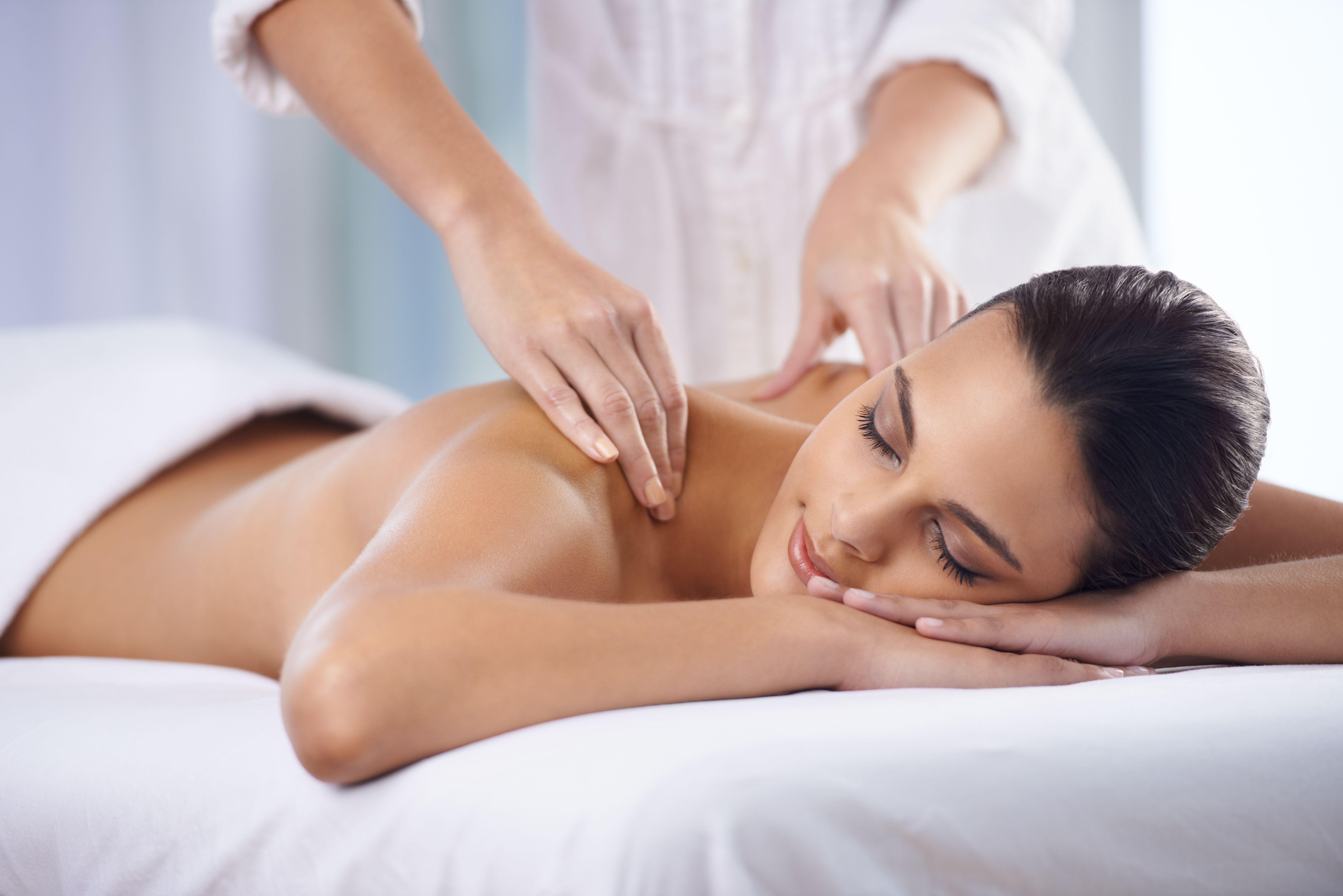 Masajes relajantes: Servicios de Espacio Natural