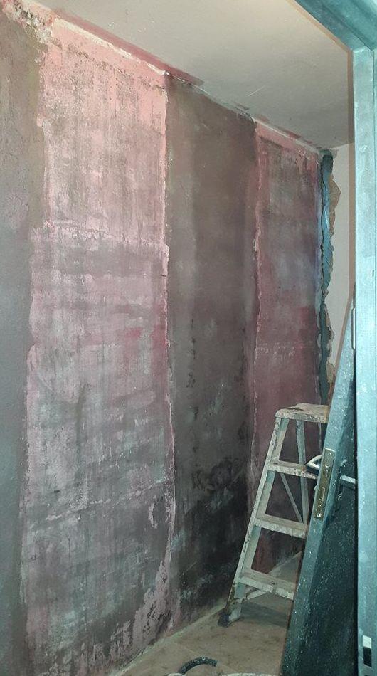 Reparación filtraciones y humedades en muros sótano garajes