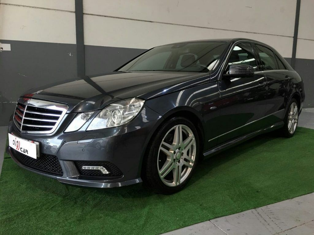 Mercedes Benz clase E E 250 CDI Blue Efficiency Avantgarde 4 p: Venta de coches de Ovincar