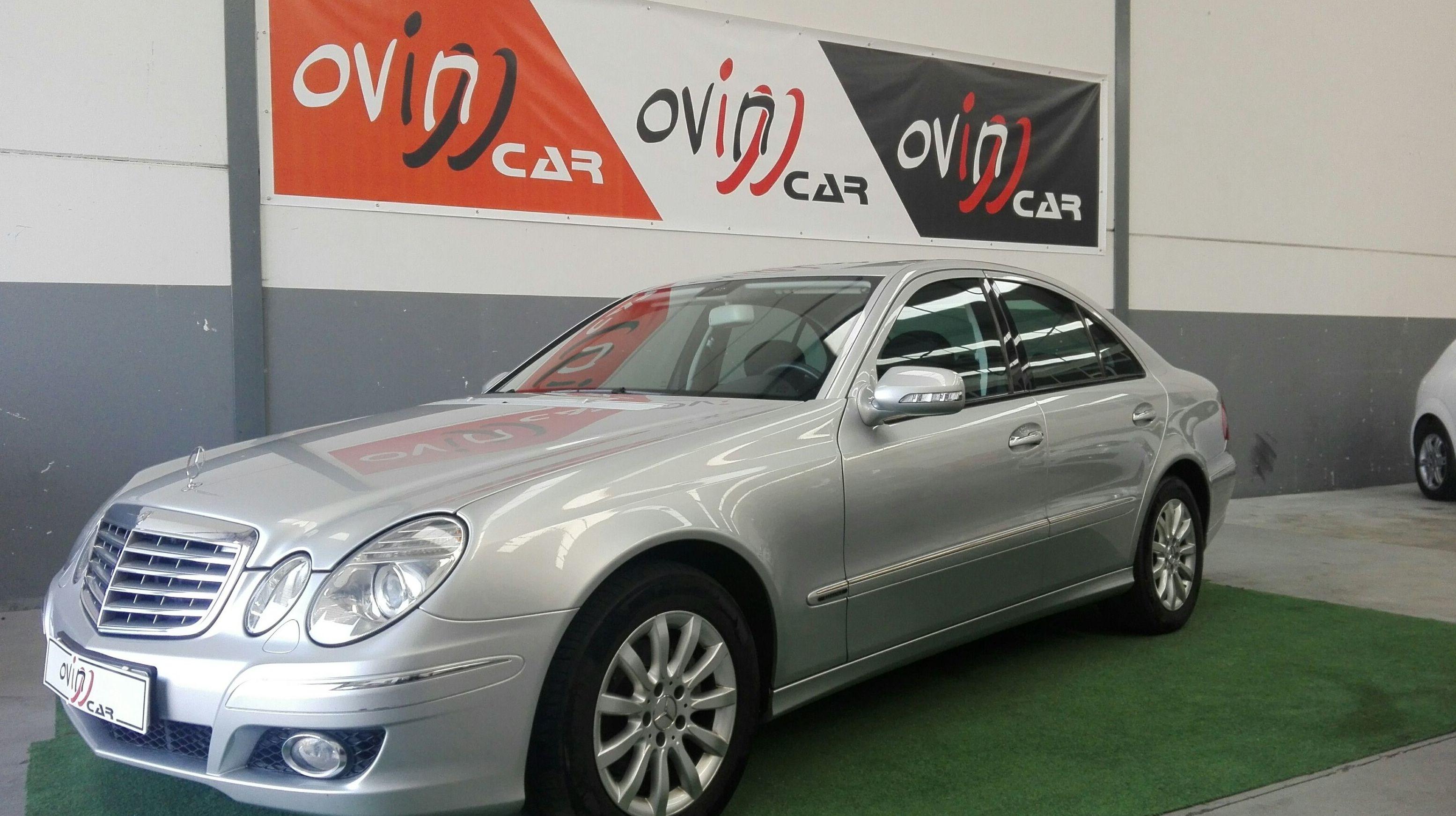 Mercedes benz e280 cdi: Venta de coches de Ovincar