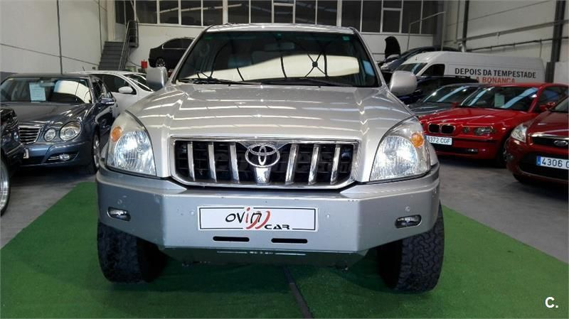 Toyota Land Cruiser 4.0 VVTi VX Auto 5p.: Venta de coches de Ovincar