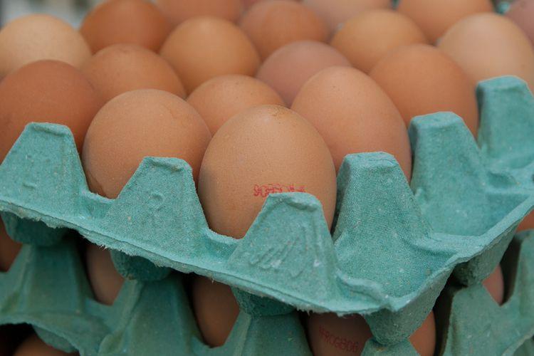 Venta de huevos en Granada