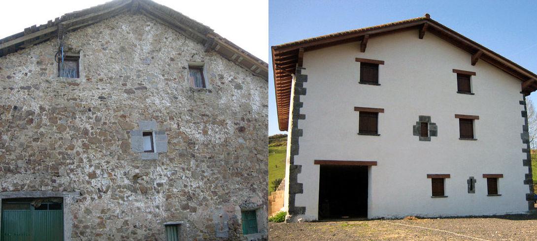 Rehabilitación - El antes y el después