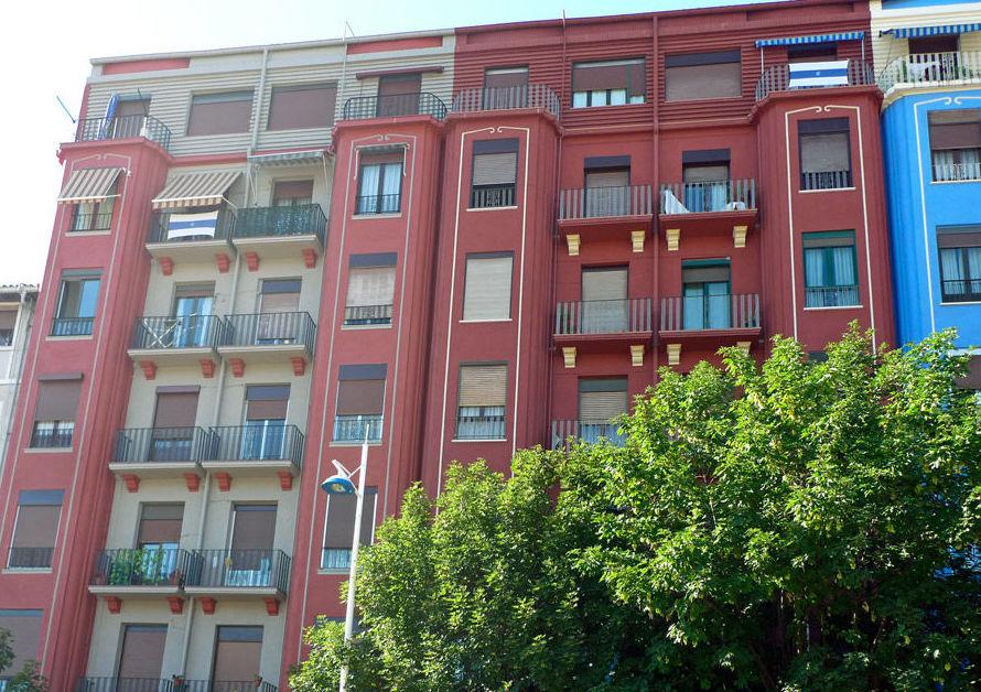 Rehabilitación de fachadas de edificios