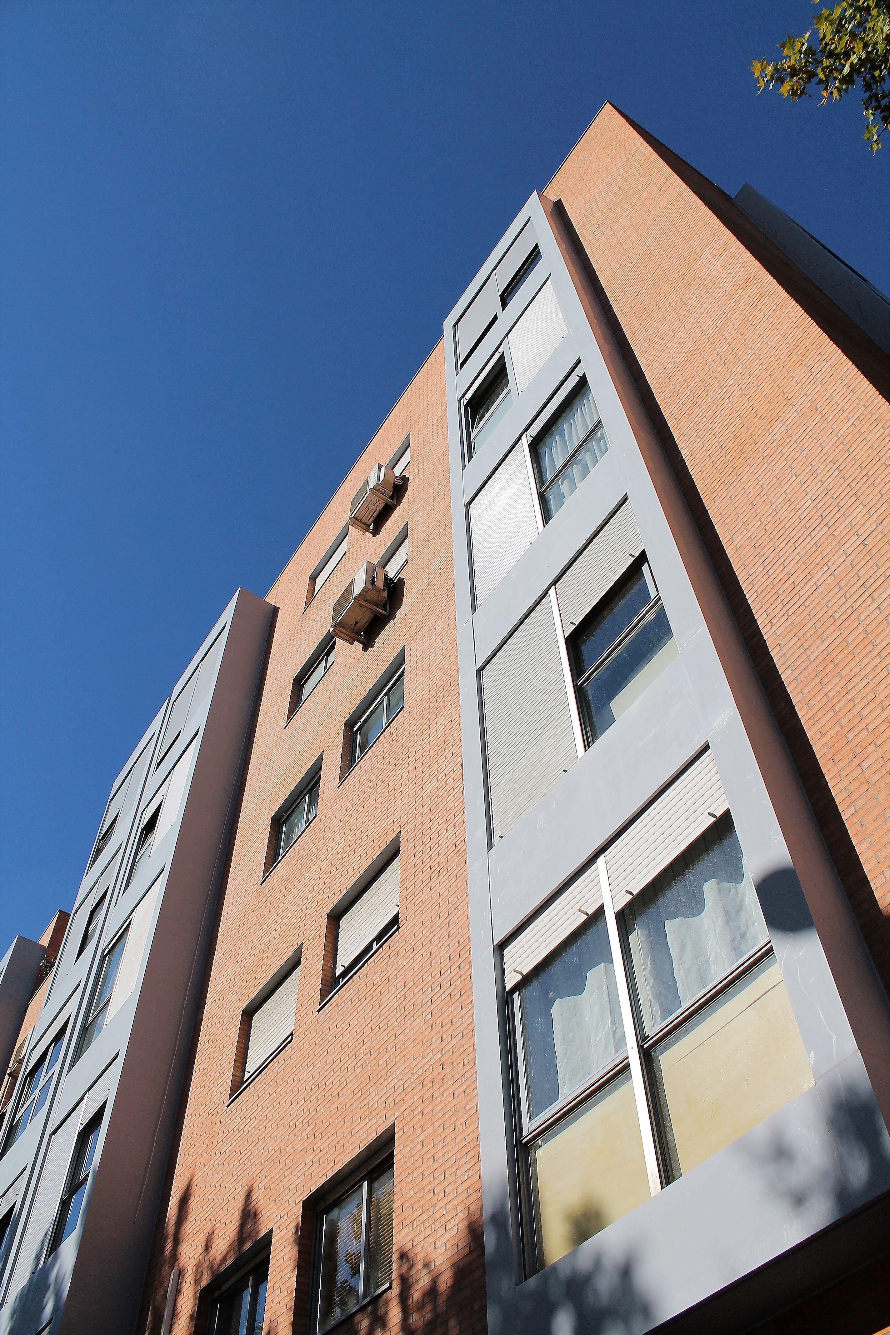 Especialistas en trabajos verticales en el Barrio de Salamanca, Madrid
