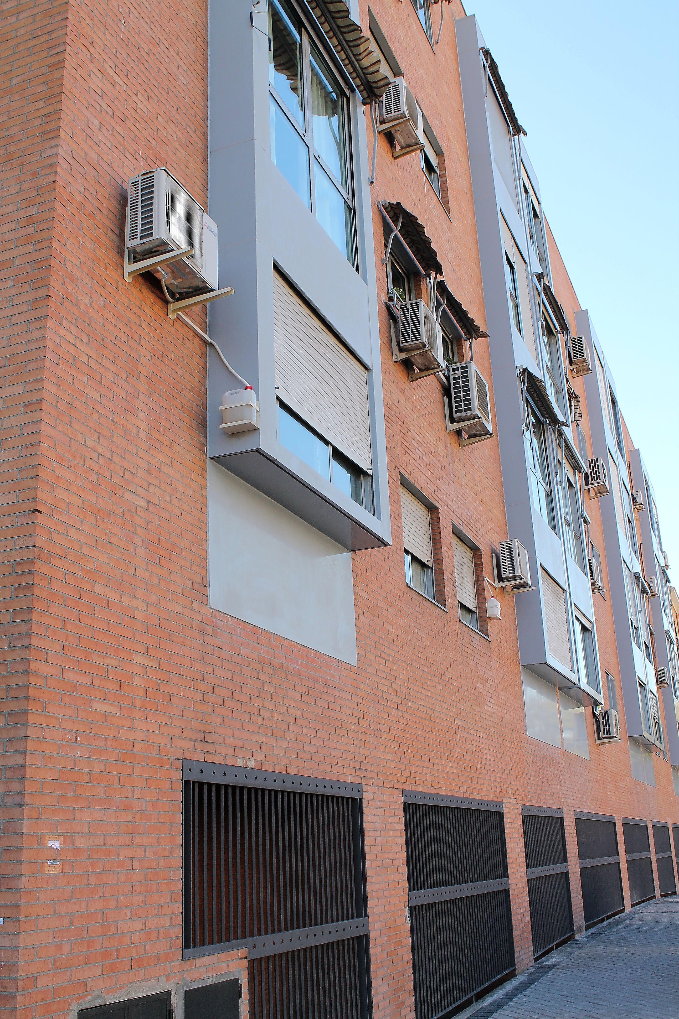 Especialistas en trabajos verticales en Madrid sur