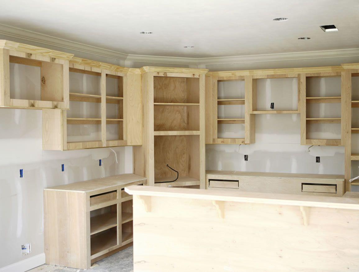 Muebles y electrodomésticos: Servicios de Construcciones y Decoraciones Carbazo